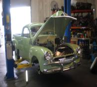 Holden FJ parts