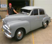FJ Holden Parts